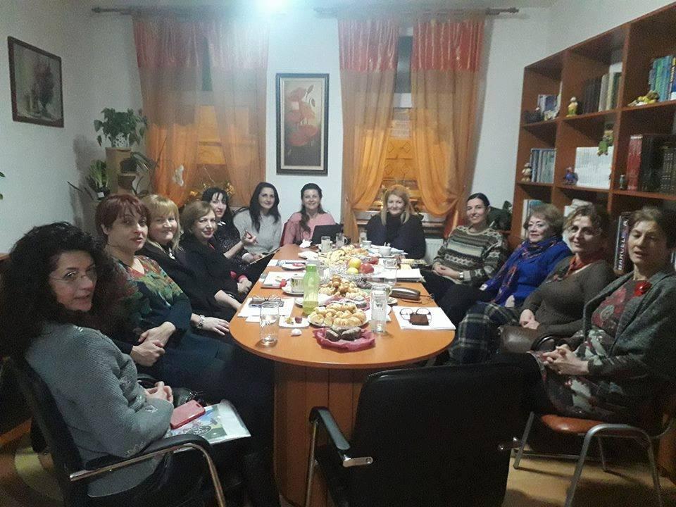 Intalnirea lunara la Centrul de Formare Managerială în Turism (FMT) Brașov – gazda Diana Foris