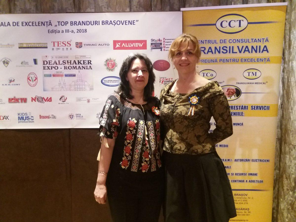 Gala de excelenta: Top Branduri Brasovene, editia a III-a